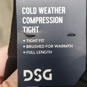 BNWT DSG Cold weather compression pants